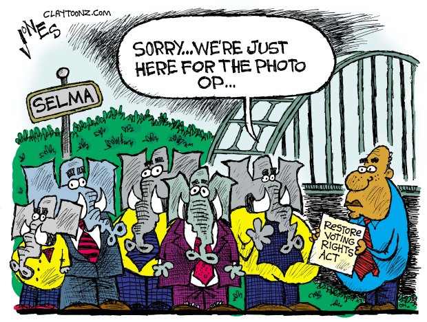 Civil Rights Claytoonz