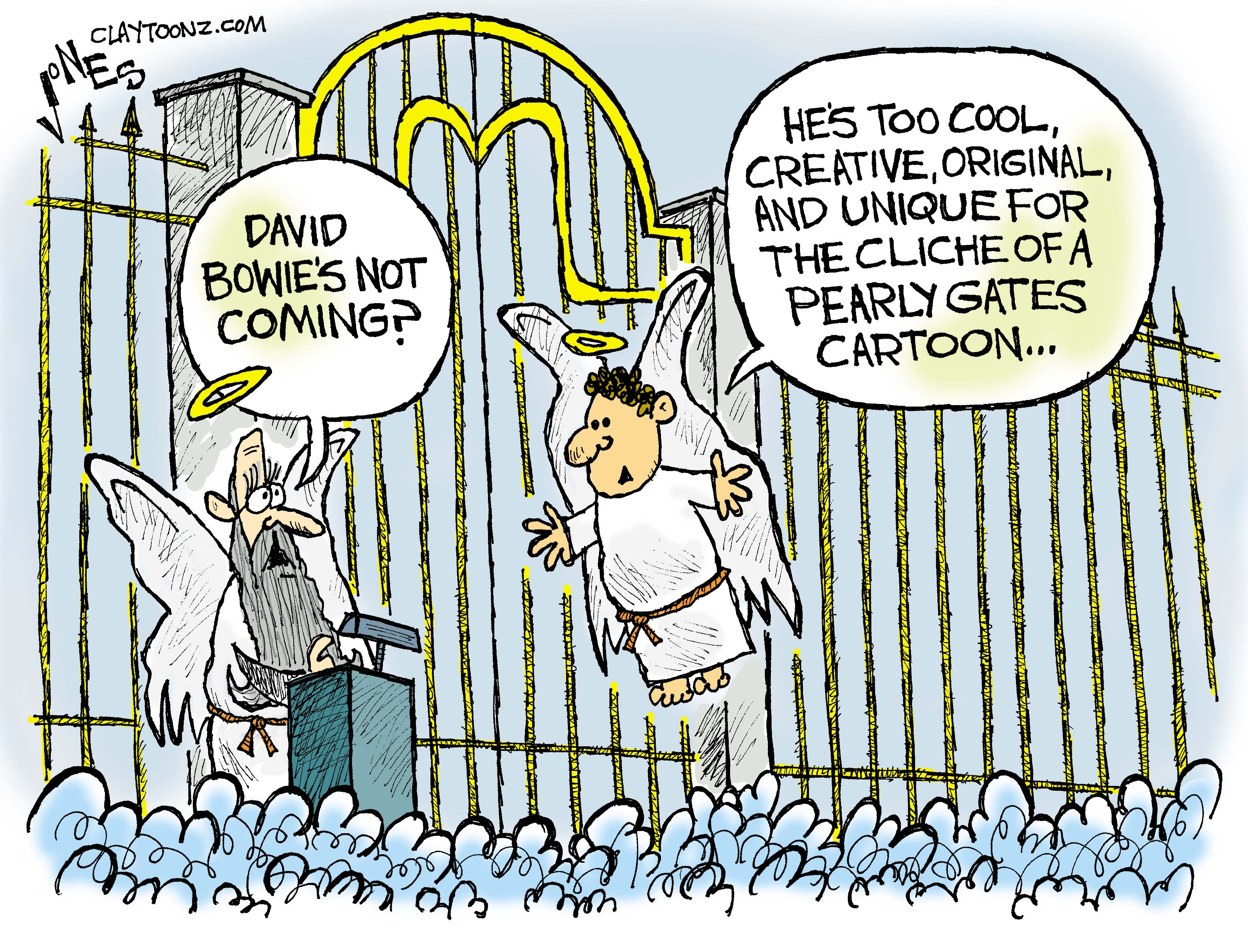 Political Cartoon | claytoonz | Page 2