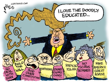 Image result for trump base cartoons
