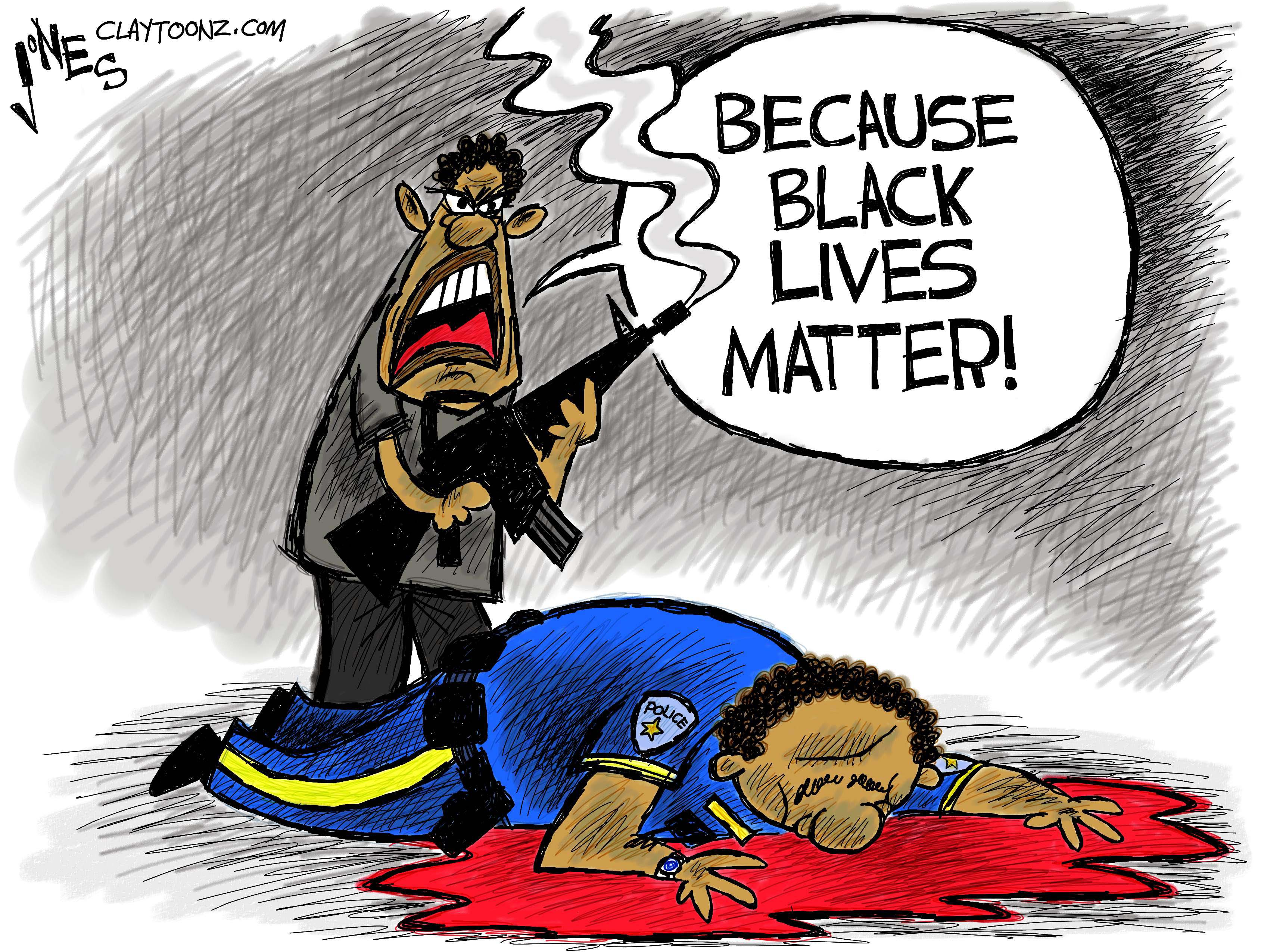 Image result for blm cartoons