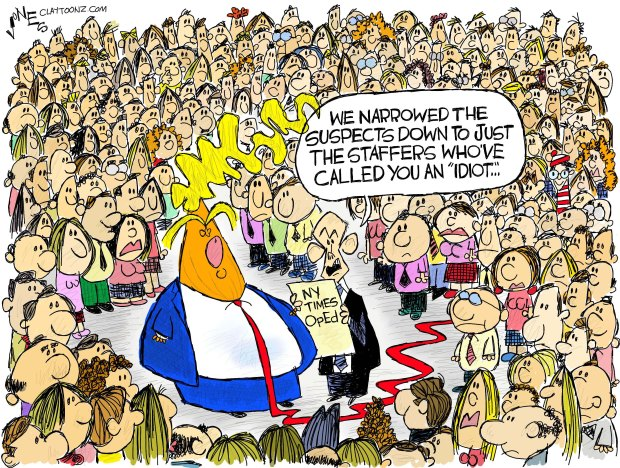 Image result for latest and funniest cartoon jokes of Trump