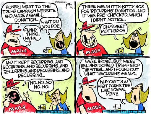 Political Cartoons | claytoonz